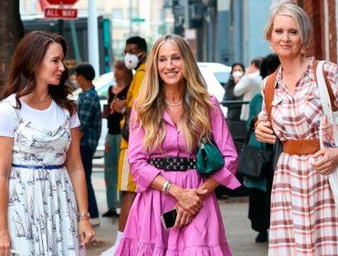 Sex and the City: Como estão os closets de Carrie, Miranda e Charlotte sem o styling da figurinista Patricia Field?