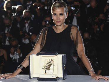 Julia Ducournau se torna a segunda mulher na história a conquistar o Palma de Ouro no Festival de Cannes