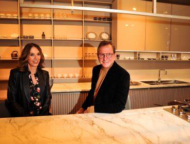 Ornare comemora 35 anos com lançamento de coleção no showroom em São Paulo