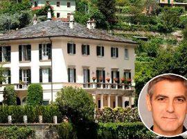 Nem George Clooney escapou das enchentes no norte da Itália, mas ator prometeu ajuda aos locais
