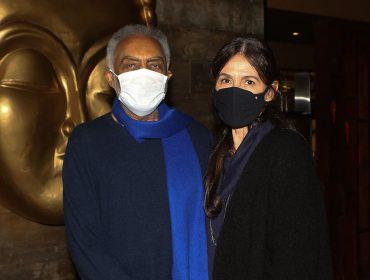 Petit comité em torno de Gilberto Gil reúne amigos e familiares do artista no Rio de Janeiro