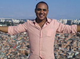Gilson Rodrigues, do G10 Favelas, comemora aniversário com agradecimento especial a todos os colaboradores do projeto
