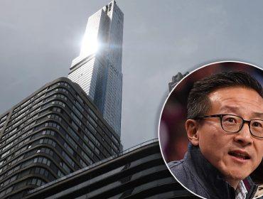 Joe Tsai e seu novo endereço na Big Apple