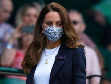 Kate Middleton decide por quarentena solitária depois de manter contato com infectado pela Covid-19