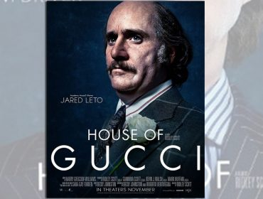 """""""House of Gucci Movie"""" tem os primeiros pôsteres liberados e ator coadjuvante aparece irreconhecível"""