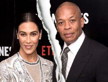 Nicole Young e Dr. Dre