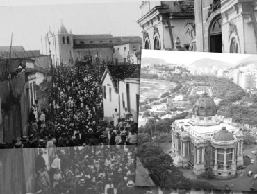 """MAM Rio apresenta a mostra """"Rio Desaparecido"""" que reúne filmes sobre as transformações urbanísticas da cidade"""