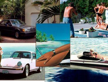 """Clube online """"Poolside"""" vira febre ao recriar um verão nostálgico dos anos 1990"""