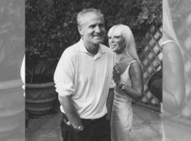 Para homenagear o irmão Gianni, Donatella Versace posta fotomontagem considerada 'curiosa'. Aos detalhes