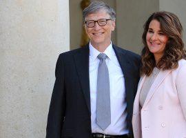 Processo de divórcio de Melinda e Bill Gates foi oficialmente finalizado nessa segunda-feira