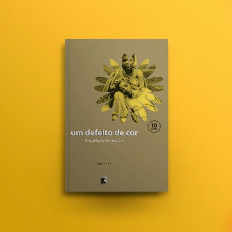 Livro Um defeito de cor