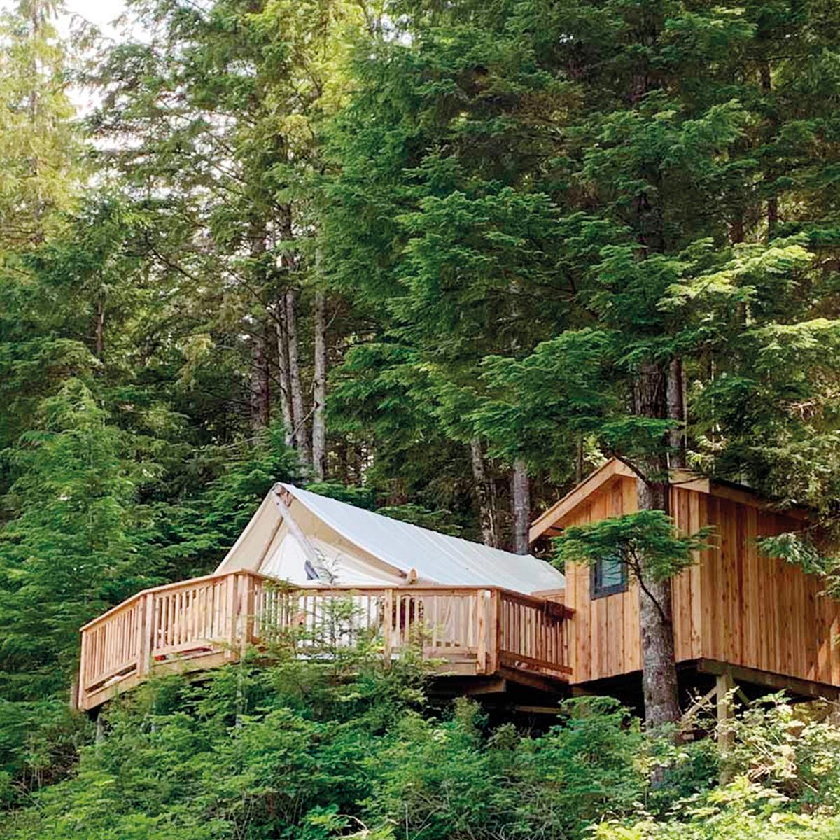 Clayoquot Wilderness