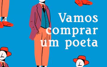 Livro Vamos Comprar um Poema