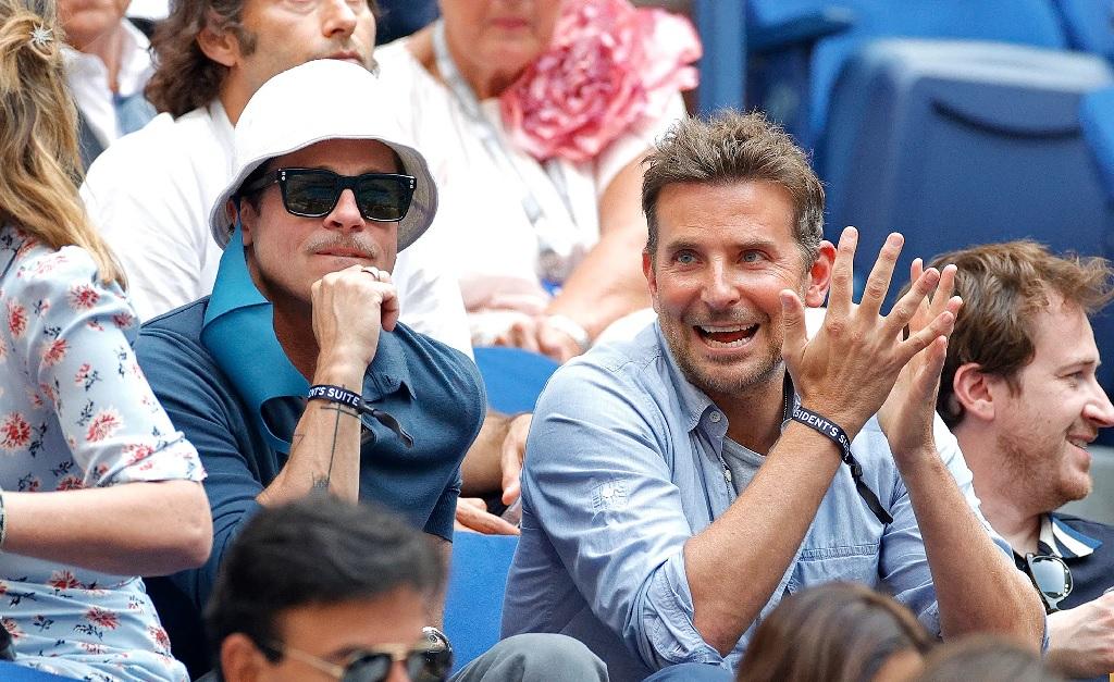 Brad Pitt e Bradley Cooper