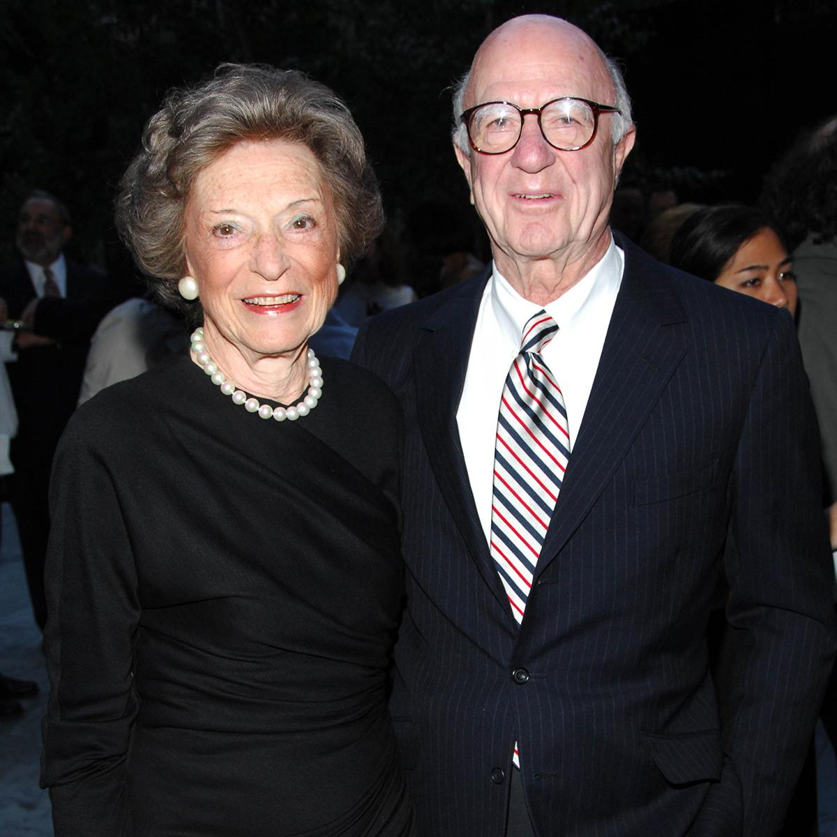 Doris e Donald Fisher