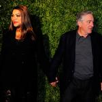 Robert De Niro e Grace Hightower