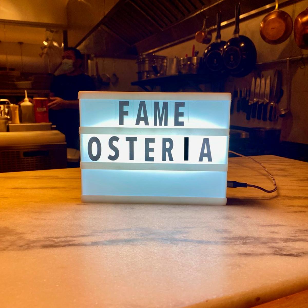 Fame Ostearia
