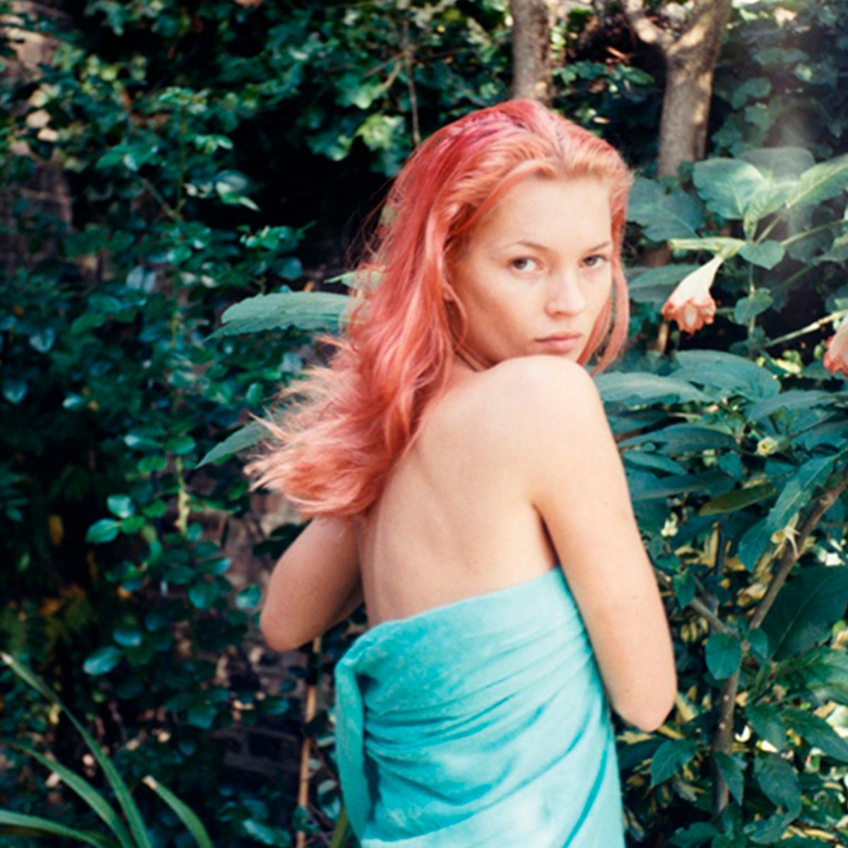 Kate Moss para Juergen Teller