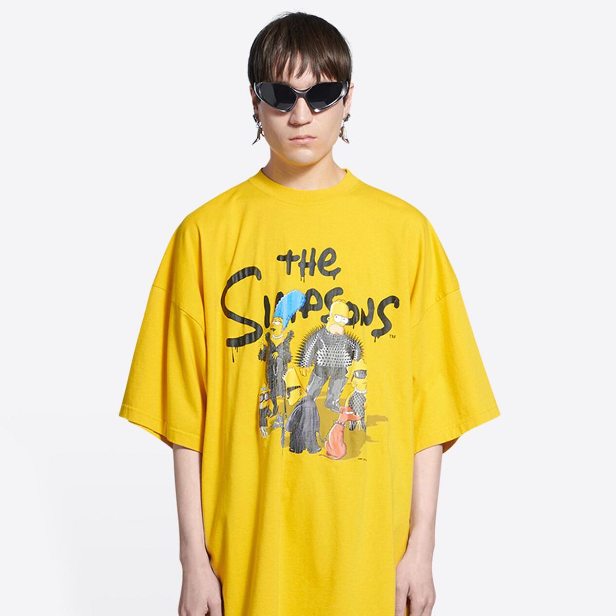 Balenciaga Simpsons