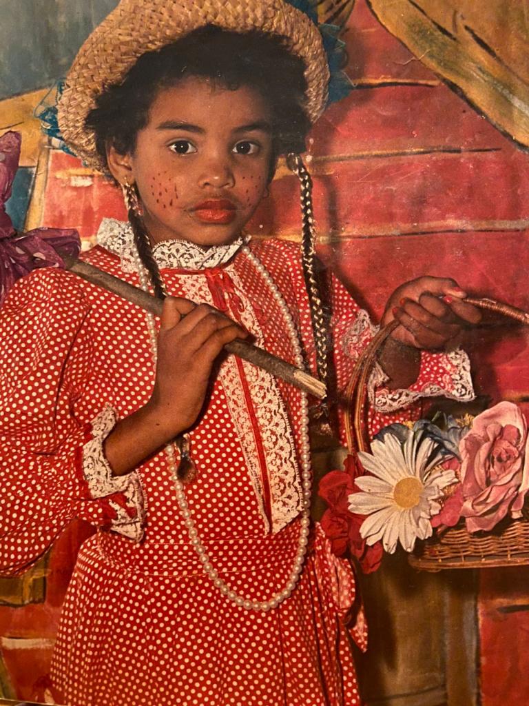 Lucy Ramos Criança