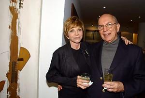 Santuza Andrade e Carlos Alberto Lancellotti