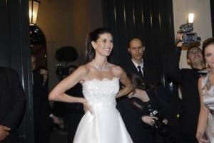 Festa de casamento de Isabella Fiorentino e Stefano Hawilla