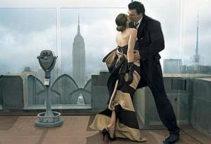 Sarah Jessica Parker e Chris Noth