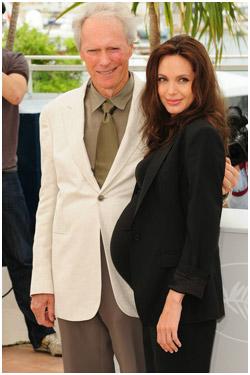 Dupla: Clint Eastwood e Angelina Jolie