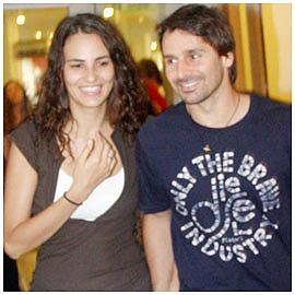 Fernanda Tavares e Murilo Rosa vão desfilar na Grande Rio. Quem mais?