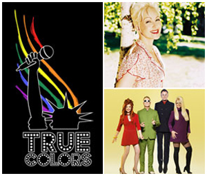 True Collors Tour: som de primeira