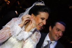 Casamento Ciccy Souza Aranha e Rafael Halpern