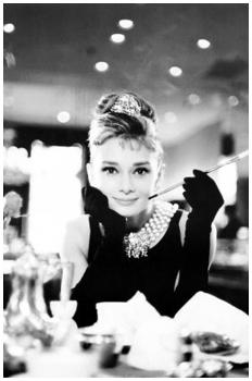 Audrey Hepburn inspira Walter Rodrigues para Fashion Rio