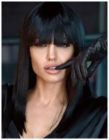 Ensaio de Angelina Jolie para a Vanity Fair