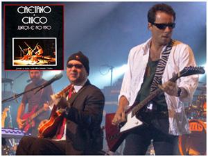 Paralamas e Titas lançam CD e DVD da turnê conjunta