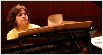 Cristina Ortiz: concerto do bem