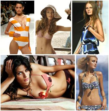Time da Salinas: Juliana Imai, Fabiana Semprebom, Marcelle Bittar, Isabeli Fontana e Carol Trentini