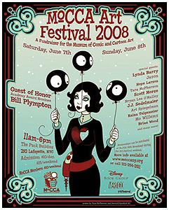 Festival em Nova York: animação, ilustração e homenagem