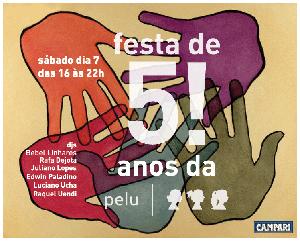 Save the date: o convite para o ´esquenta´ do sábado, na Pelu