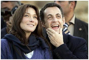 Sabe como Sarkozy conquistou Carla Bruni? Ela revela…