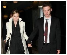 Justin Timberlake e Jessica Biel vão morar juntos