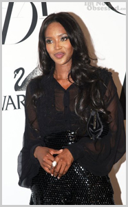 Naomi admite que quer ser mãe