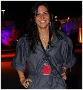fashin Rio – Carol Sampaio comanda as festas do evento