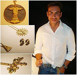 Nova coleção de Carlos Rodeiro
