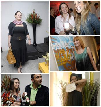 Festa Guarah na Casa Glamurama