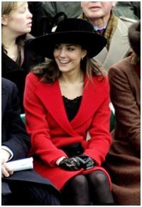 Kate Middleton diz não para a Rainha da Inglaterra