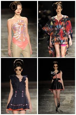 São Paulo Fashion Week – desfile Fbia Bercsek