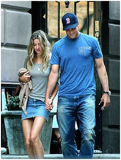 Tom Brady e Gisele Bündchen de mudança pra Califórnia?