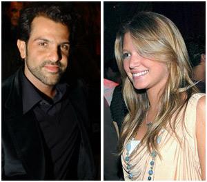 Heleninha Bordon e Alexandre Birman: novo casal da temporada