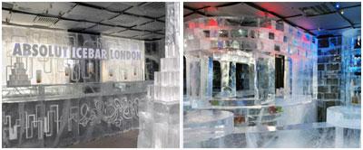 São Paulo vai ganhar um bar feito de gelo