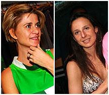 Fabiana Delfim vira sócia de Giuliana Romano